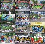 beberapa gambar graffiti