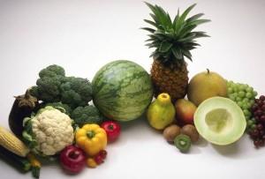 cara hidup sehat memakan sayuran dan buahansehat