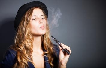 efek samping rokok elektrik
