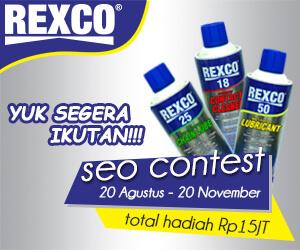 mengapa saya memilih rexco dibandingkan merk lain? f